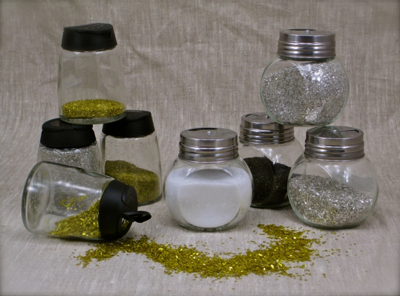 The Haunted Lamp Glitter