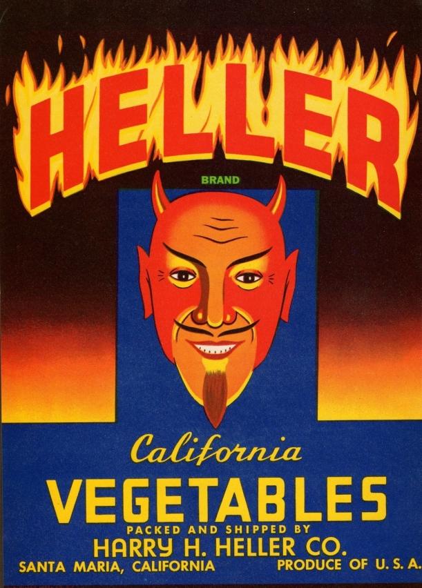 Heller Vegetables