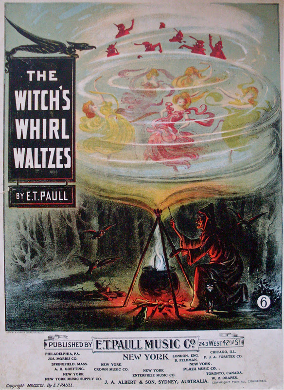 The Witch's Whirl Waltzes
